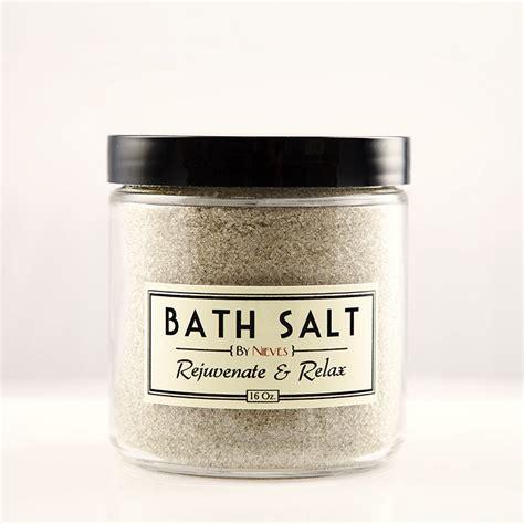 shower after epsom salt bath bath salt