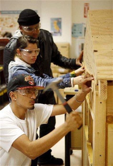 woodwork classes sf hammer and saw from class to career city insider