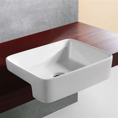 Kitchen Cabinet Products by Trinity Semi Recessed Basin Highgrove Bathrooms