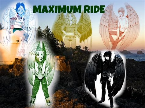 maximum ride 1 maximum ride tribute by boltblader on deviantart