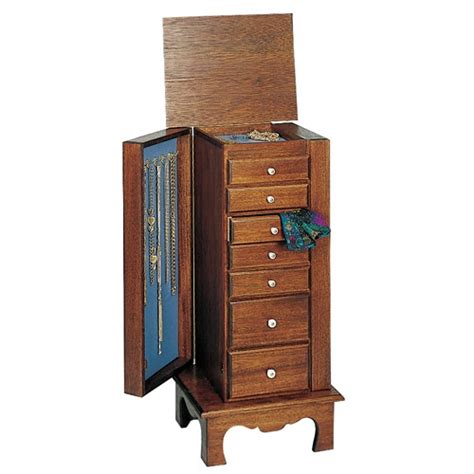 free jewelry armoire woodworking plans and jewelry chest plan 10 49 chest