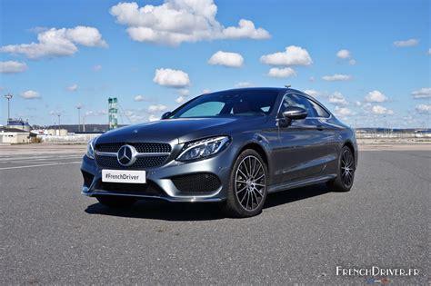 Mercedes C by Essai De La Mercedes Classe C Coup 233 L 233 L 233 Gance