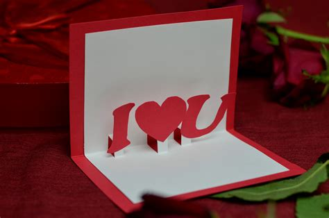 how to make a valentines card top 10 ideas for s day cards creative pop up cards