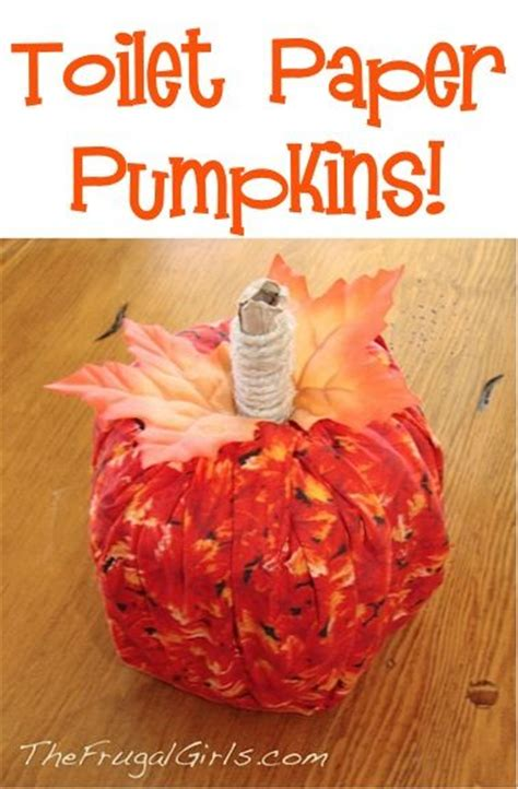 toilet paper pumpkins craft toilet paper pumpkins pictures photos and images for
