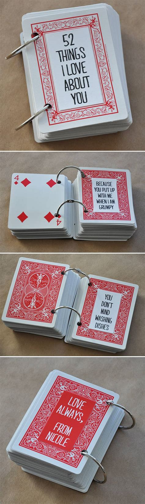 make a deck of cards present ideas for your how to go completely
