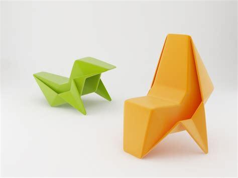 furniture origami origami chair