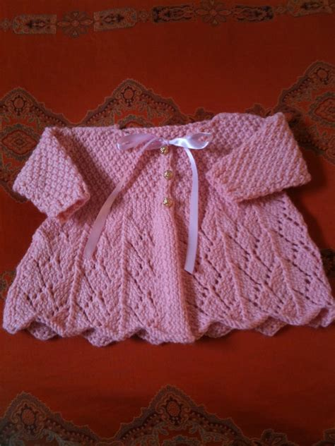 baby sweater knitting patterns in la dolce duchessa lace baby sweater