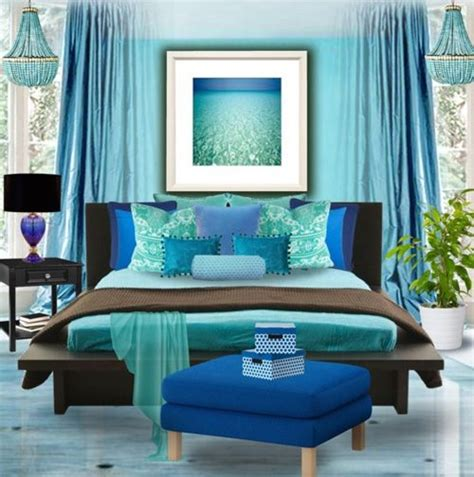 blue and brown home decor best 25 aqua bedroom decor ideas on coral