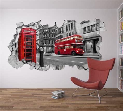 Wall Window Stickers londres d 233 coration murale moonwallstickers com