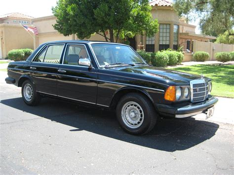 Mercedes For Sale by 1980 Mercedes 300d For Sale 1804875 Hemmings Motor