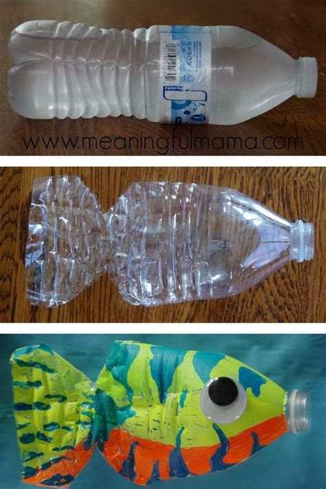 plastic water bottle crafts for 20 cool plastic bottle recycling projects for