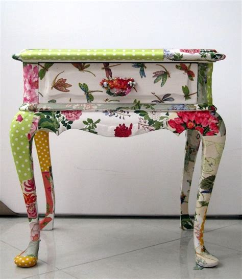decoupage furniture furniture decoupage 30 ideas and master classes to