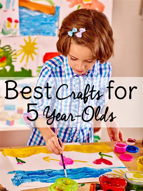 year craft for best crafts for 5 year olds gift ideas sweet