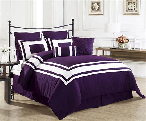 purple bedroom sets purple bedding sets tone for the season home