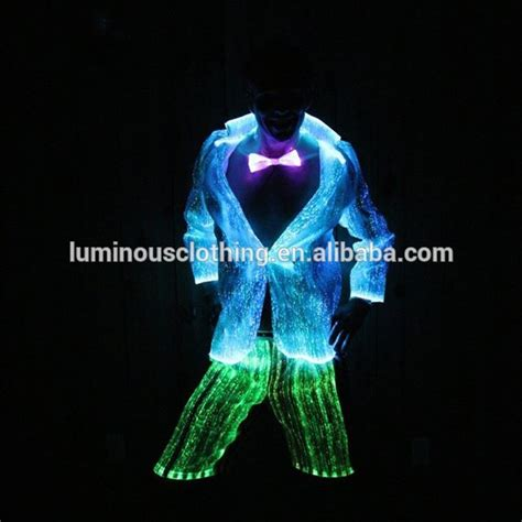 wearing lights led light up costumes