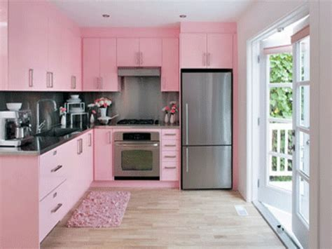 modern kitchen color ideas bloombety modern kitchen color schemes with pink mat