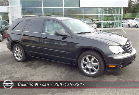 2007 Chrysler Pacifica Limited by 2007 Chrysler Pacifica Limited Awd 12990