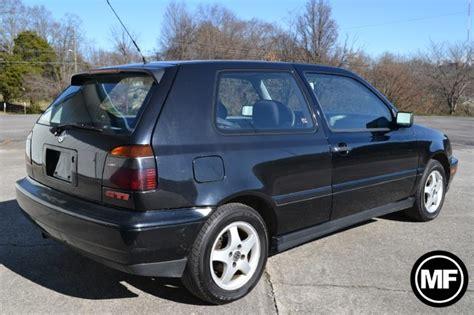 1996 Volkswagen Gti by 1996 Volkswagen Gti German Cars For Sale