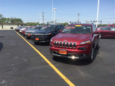 Chrysler Dealers In Ohio by Jeep Dealer Dayton Ohio Sherry Chrysler Dodge Jeep