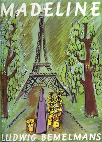 madeline picture book top 100 picture books 47 madeline by ludwig bemelmans