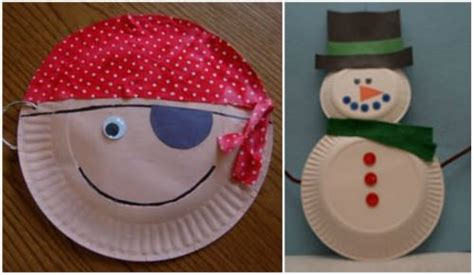 paper craft for boys 34 amazing paper plate crafts for tip junkie