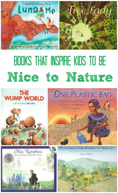 environmental picture books 20 inspiring nature activities for edventures with