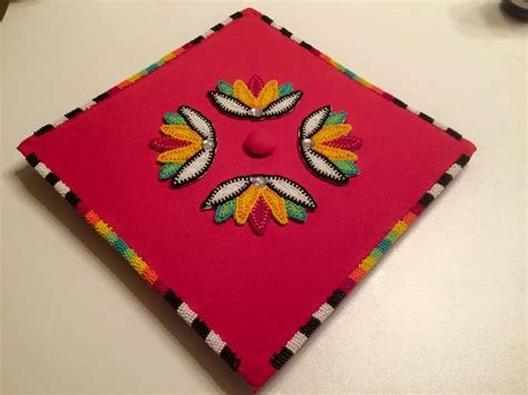 beaded graduation cap 127 best images about style