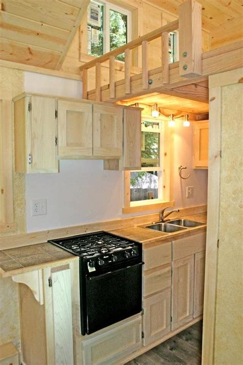 kitchen design for small houses tiny house with a flip up porch