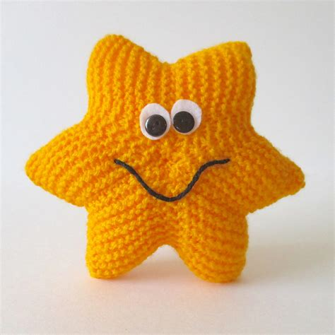 knitted starfish pattern sea creature knitting patterns in the loop knitting
