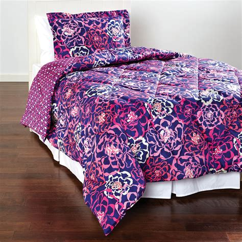 bedding xl sets vera bradley cozy comforter bedding set xl ebay