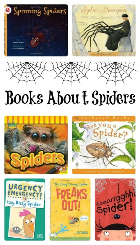 spider picture books 16 fiction and nonfiction books about spiders click