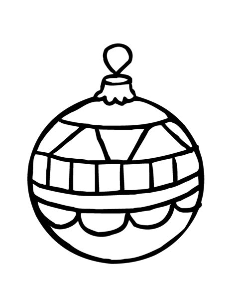 ornament coloring sheets free ornament coloring pages coloring home
