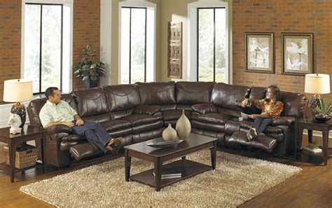 reclining sofa sectionals sectional sofa recliner smalltowndjs