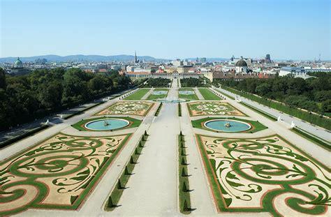 Der Garten Wien Anfahrt by Belvedere Wien Das Schloss Prinz Eugen