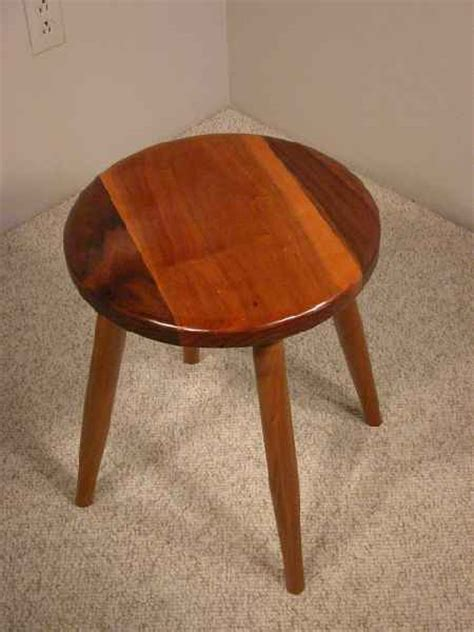 Custom Wood Bar Stools by Custom Handmade Wooden Stools By Dumond S Custom Furniture