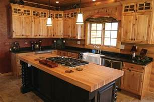 wood cabinets kitchen design hickory kitchen cabinets furniture