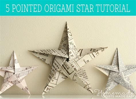 how to make an origami 5 pointed 1000 images about paper and origami on