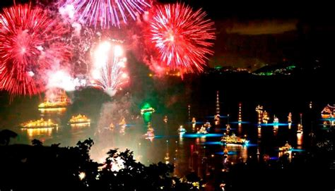 new years superyacht showdown who s who in st barts for new year s