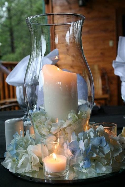hurricane vase centerpieces best 25 hurricane centerpiece ideas on