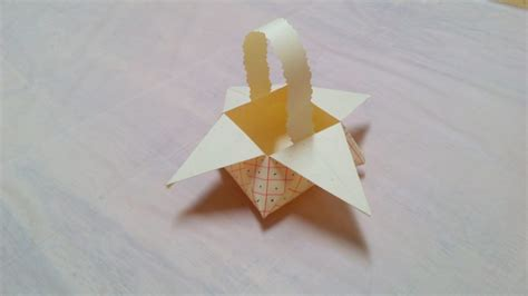 origami paper basket free coloring pages origami ideas how to make paper