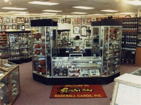 card shops retailer of the month south bay baseball cards