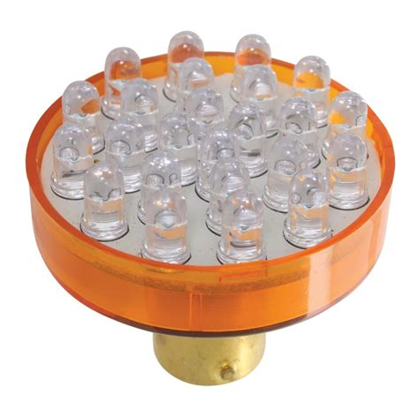 single led light bulb 1156 single directional 24 led light bulb grand general