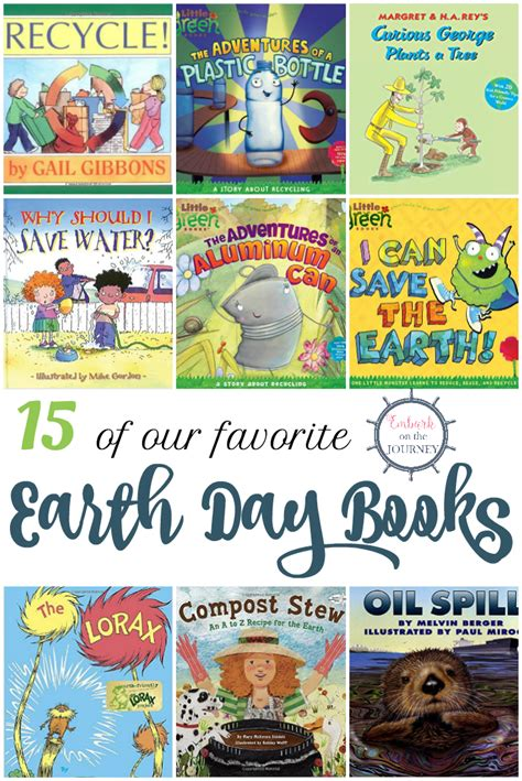 earth day picture books 5 earth day service projects for the whole family