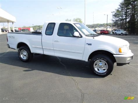 1997 Ford F150 Specs by 1997 Oxford White Ford F150 Xlt Extended Cab 4x4 62757934