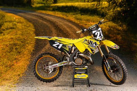 Suzuki Mx by Motocross Magazine One Photo One Story Bring