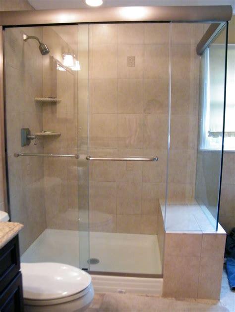 bathroom shower doors frameless best 25 frameless sliding shower doors ideas on