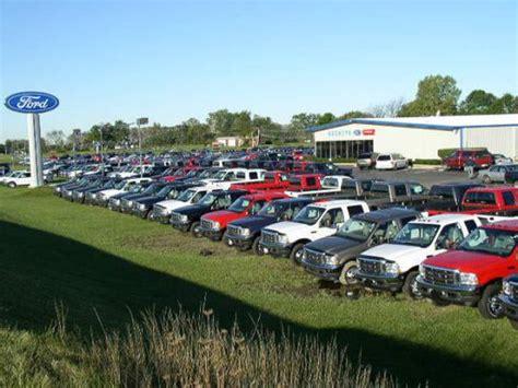 Buckeye Ford by Buckeye Ford Car Dealership In Oh 43140 8529
