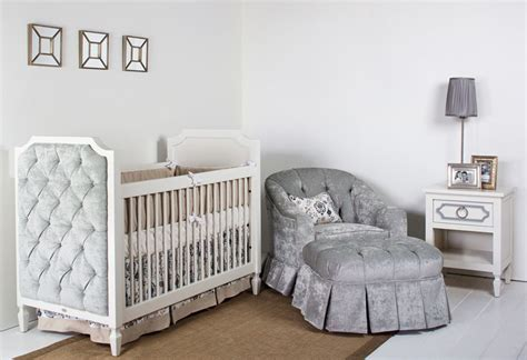 tufted baby crib newport cottages beverly crib with tufted panels