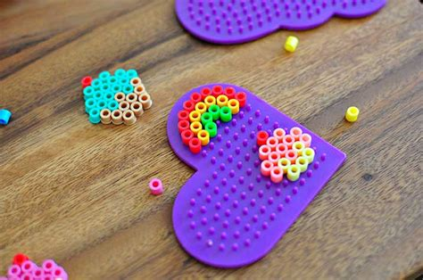 how to melt perler the cheese thief september 2013