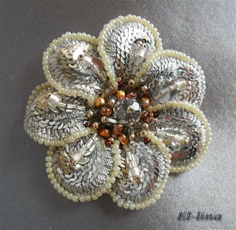 beaded embroidery gorgeous bead embroidery by emelina the beading